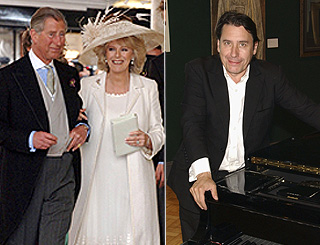 Charles and Camilla invite Jools to stay
