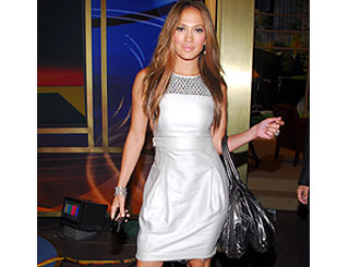 J Lo's 'worn' look is totally designer