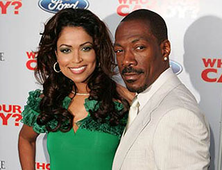 Eddie Murphy engaged to new girlfriend