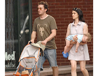 Baby Weisz takes chilled approach to NYC summer