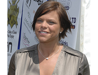 Jade Goody sets her sights on Hollywood