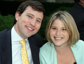 Jenna Bush gets engaged