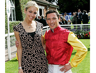 Lady Isabella Hervey attends charity horse race