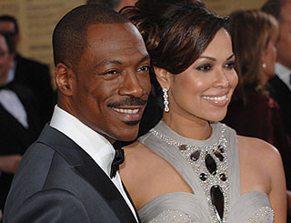 Eddie Murphy shares wedding plans
