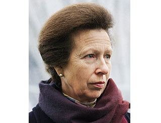 Princess Anne involved in helicopter incident