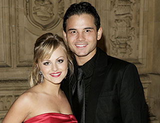 Home sweet home for Tina O'Brien and Ryan Thomas