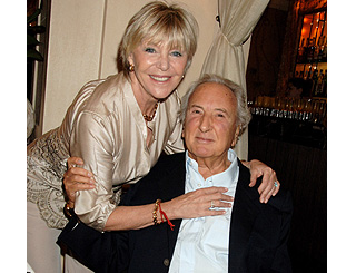 Michael Winner reveals his diet tips