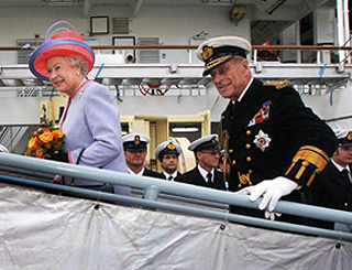 British royals name new Trinity House boat