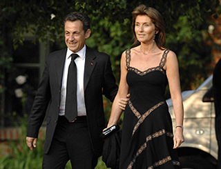 French president divorces