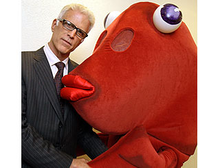 Ted Danson undertakes fishy assignment
