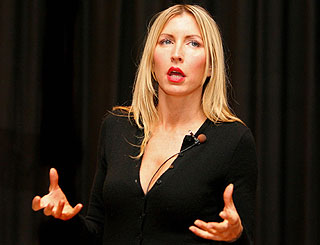 Heather Mills honoured for charity work