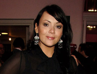 Martine McCutcheon kisses and tells