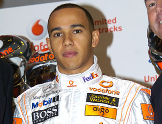 Lewis Hamilton caught speeding in France