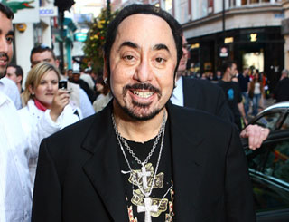David Gest 'stable' in hospital