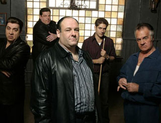 Sopranos family come together for charity