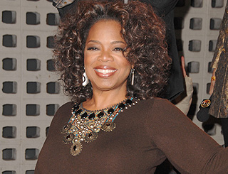 Oprah to chair US TV network