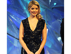 Holly Willoughby undeterred by décolleté criticism