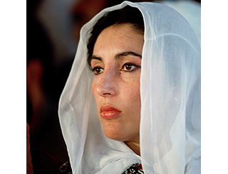 UK police say Benazir Bhutto killed by blast