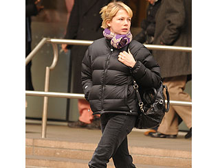 Michelle Williams returns to work in NYC