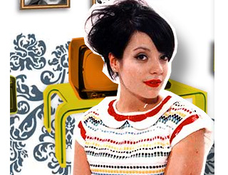 Thousands tune in to Lily Allen's new show