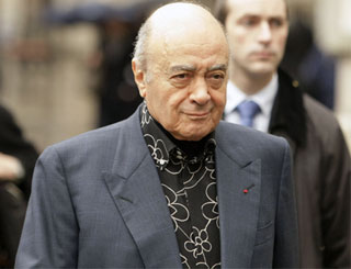 Diana was pregnant says Mohamed Al Fayed