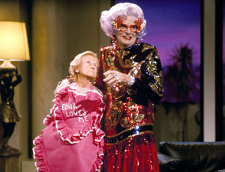 Dame Edna Everage's sidekick dies