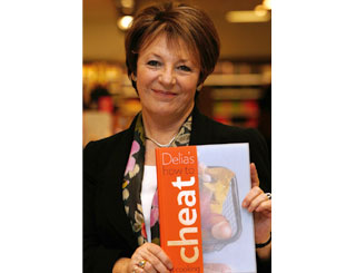Delia Smith revisits culinary 'cheating' skills