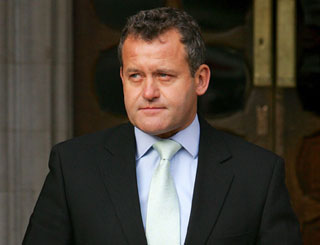 Police will not launch Paul Burrell perjury investigation