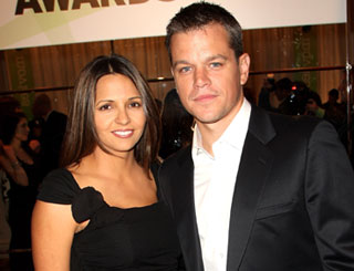 Matt Damon and wife expecting second child