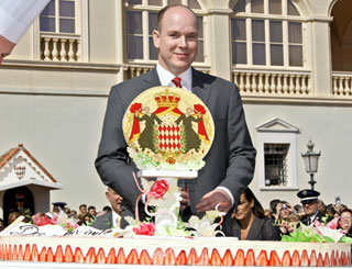 Prince Albert celebrates 50th birthday