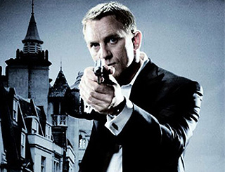 New Bond flick to debut in UK ahead of US
