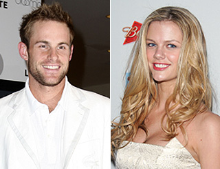 Love match for newly engaged Andy Roddick