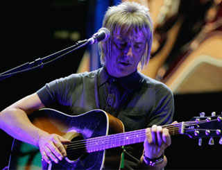 Paul Weller plays Albert Hall for charity