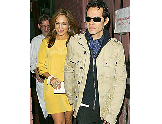 J Lo and Marc celebrate British pal's birthday