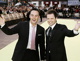 Ant and Dec sign £31 million deal for US show