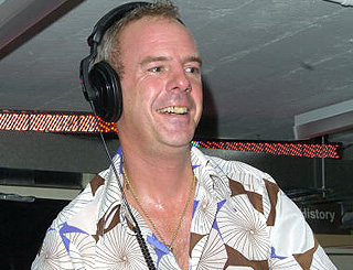 Japanese restaurant on the menu for Fatboy Slim