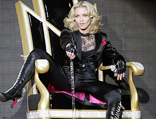 Madonna's world tour to kick off in Cardiff