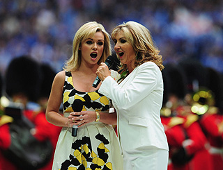Wembley date for Katherine Jenkins and Lesley Garrett