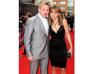 Gordon Ramsay honoured at UK awards bash