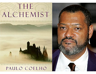 Laurence Fishburne takes reigns of The Alchemist flick