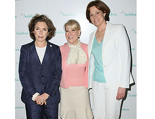 Bette and Sigourney attend environmental awards bash