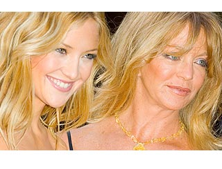 Goldie Hawn in flattering case of mistaken identity