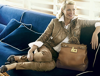 Gwyneth Paltrow named new face of Tod's