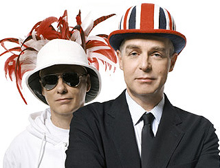 Pet Shop Boys to lend a hand with Amy's Bond song