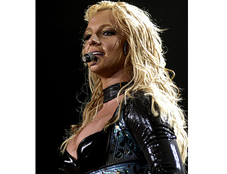 Britney gets to work on new album