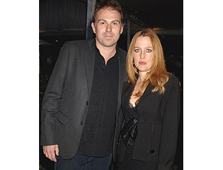 X-Files star Gillian expecting third child