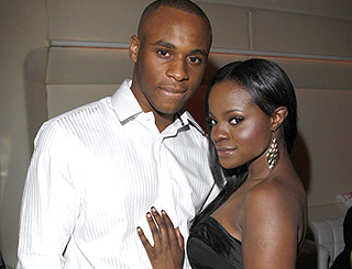 Wedding bells in the air for Keisha Buchanan