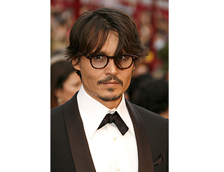 Johnny Depp voted UK filmgoers' favourite actor