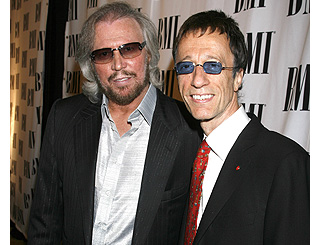 "Robin Gibb says he's ""open"" to Bee Gees comeback"