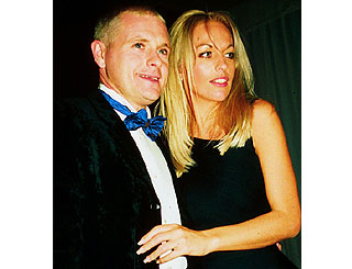 Gazza's ex-wife Sheryl supports former spouse